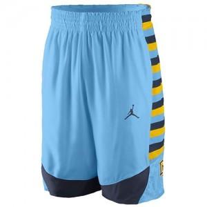 20150614jordan marquette shorts blue