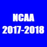 トーナメントへ!-NCAAカレッジバスケットボールランキング<2017-2018week16>